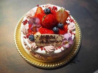 母の日ケーキ 2020年